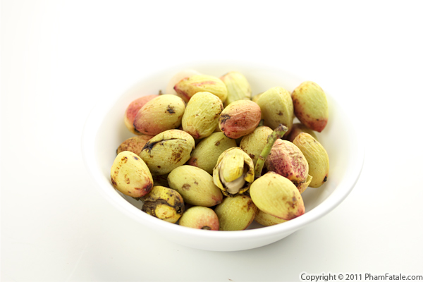 Fresh Pistachio Recipe with Picture