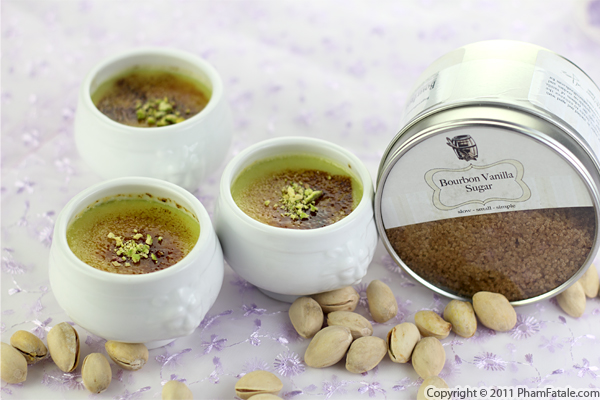 Pistachio Dessert Recipe with Picture